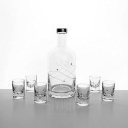 Výročný likér set 7-dielny...