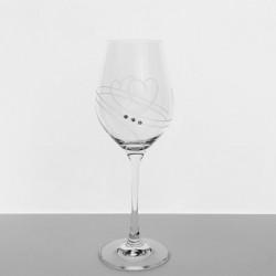 Svadobný pohár Víno 470 ml...