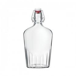 Fľaša s kovovým patentom...