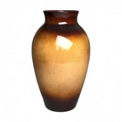 Váza 28 cm HNEDÝ MELÍR