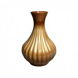 Váza 22,5 cm HNEDÝ MELÍR